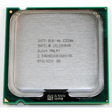 Процесор INTEL Celeron DC E3300 (tray) - фото 1