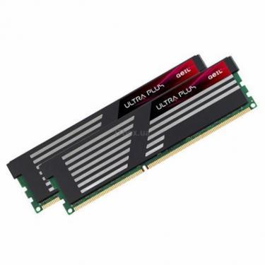 Модуль памяти для компьютера DDR3 4GB (2x2GB) 1600 MHz GEIL (GUP34GB1600C7BDC) - фото 1