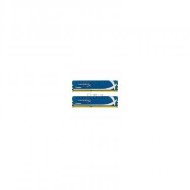 Модуль памяти для компьютера DDR3 8GB (4x2GB) 2400 MHz Kingston (KHX2400C11D3K4/8GX) - фото 1