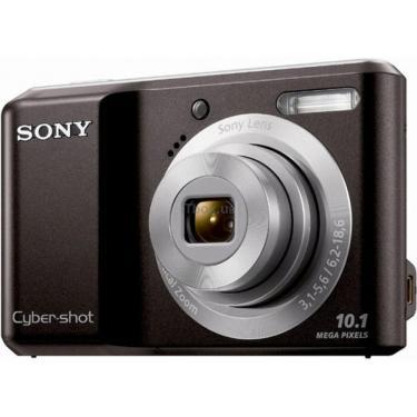 Цифровий фотоапарат Cybershot DSC-S2000 black SONY (DSC-S2000B) - фото 1