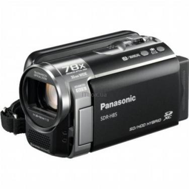 Цифровая видеокамера SDR-H95 black PANASONIC (SDR-H95EE-K) - фото 1
