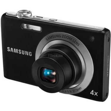 Цифровой фотоаппарат Samsung ST60 black Фото