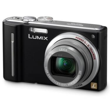 Цифровой фотоаппарат Lumix DMC-TZ8EE-K Panasonic (DMC-TZ8EE-K) - фото 1