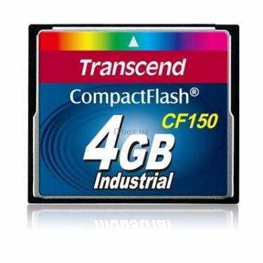 Карта памяти 150x Transcend (TS4GCF150) - фото 1