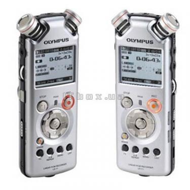 Цифровой диктофон Olympus LS-11 (N2283521) - фото 3