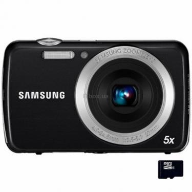 Цифровий фотоапарат PL20 black Samsung (EC-PL20ZZBPBRU) - фото 1