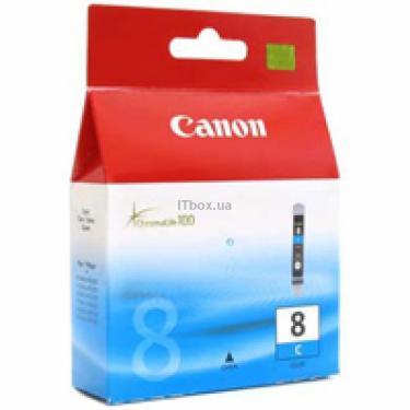 Картридж CLI-8 Cyan Canon (0621B001/0621B024) - фото 1