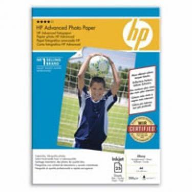 Бумага HP A4 Advanced Glossy Photo Paper (Q5456A) - фото 1
