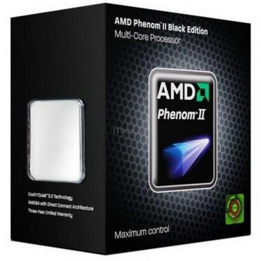 Процесор AMD Phenom™ II X6 1075T (HDT75TFBGRBOX) - фото 1