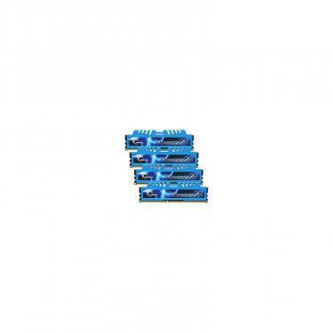 Модуль пам'яті для комп'ютера DDR3 16GB (4x4GB) 1600 MHz G.Skill (F3-12800CL9Q-16GBXM) - фото 1