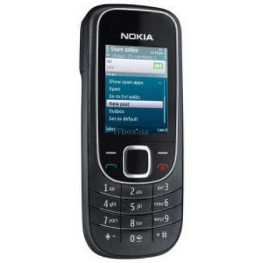 Мобільний телефон 2323c Black Nokia - фото 1