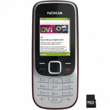 Мобильный телефон Nokia 2330c Red Фото