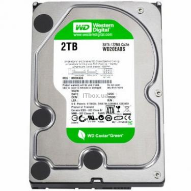 "Жесткий диск 3.5"" 2Tb Western Digital (WD20EARS) - фото 1"