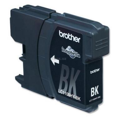 Картридж Brother DCP-6690CW black (LC1100HYBK) - фото 1