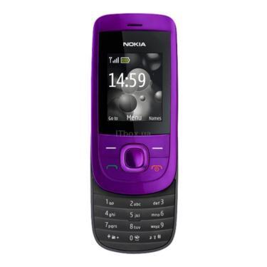 Мобильный телефон 2220 slide Purple Nokia (2220s Purple) - фото 1