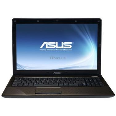 Ноутбук ASUS K52JB (K52JB-5430SCGRAW) - фото 1