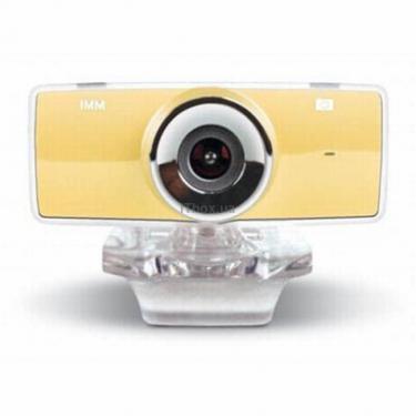 Веб-камера GEMIX F9 yellow - фото 1