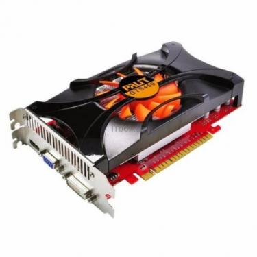 Відеокарта GeForce GTS450 512Mb PALIT (NE5S4500HD51-1061F / NE5S4500FHD51) - фото 1