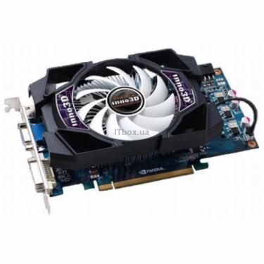 Відеокарта GeForce GTX460 SE 1024Mb INNO3D (N46SE-2SDN-D5DX / N46SE-1SDN-D5DW) - фото 1