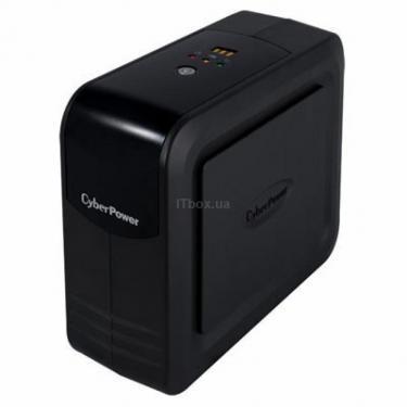 Пристрій безперебійного живлення DX 600VA CyberPower (DX600E) - фото 1