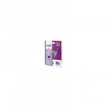 Картридж EPSON P50/ PX660/720WD/820FWD lt magenta (C13T08064010/C13T08064011) - фото 1