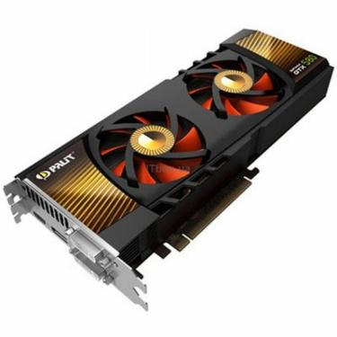 Відеокарта GeForce GTX580 1536Mb PALIT (xxx) - фото 1