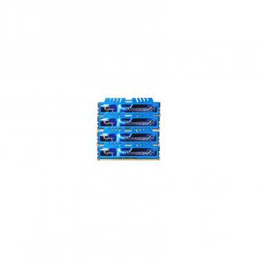 Модуль пам'яті для комп'ютера DDR3 16GB (4x4GB) 2133 MHz G.Skill (F3-17000CL9Q-16GBXM) - фото 2