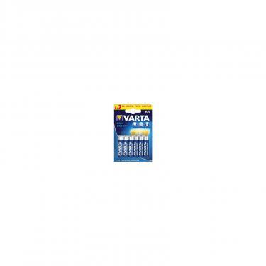 Батарейка Varta AA Varta High Energy * (4+2) (4906121436) - фото 1