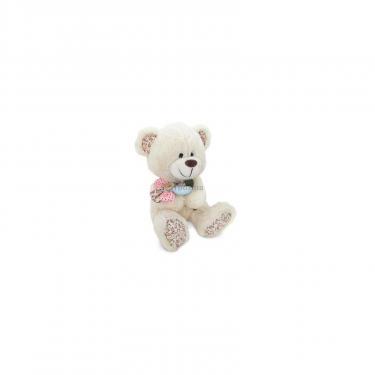 Мягкая игрушка Lava Медвежонок с декоративным цветком Фото