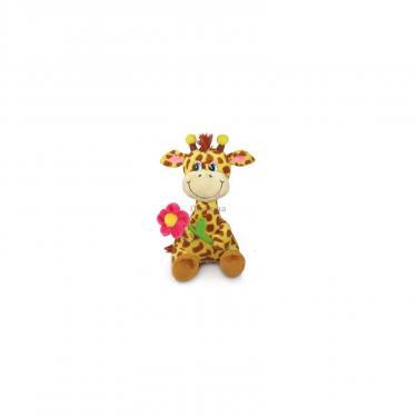 Мягкая игрушка Lava Жираф с цветком Фото 1
