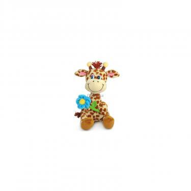 Мягкая игрушка Lava Жираф с цветком Фото