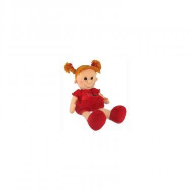 Мягкая игрушка Lava Кукла Майя в красном платье Фото