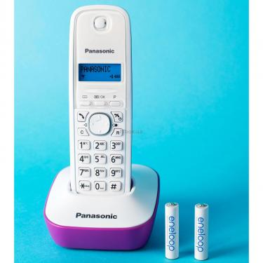 Акумулятор Panasonic Eneloop AAA 750mAh NI-MH * 4 (BK-4MCCE/4BE) - фото 3