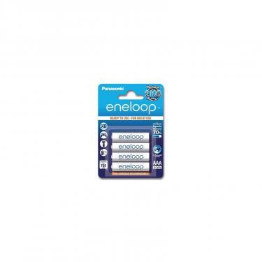 Акумулятор Panasonic Eneloop AAA 750mAh NI-MH * 4 (BK-4MCCE/4BE) - фото 1