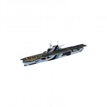 Сборная модель Revell Авианосец U.S.S. Enterprise 1:1200 Фото 1
