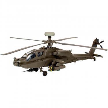 Сборная модель Revell Боевой вертолет Apache AH-64D 1:48 Фото 1