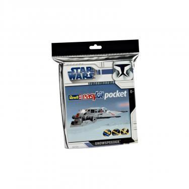 Сборная модель Revell Звездные войны. Космический корабль Snowspeeder 1: Фото
