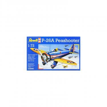 Сборная модель Revell Истребитель P-26A Peashooter 1:72 Фото