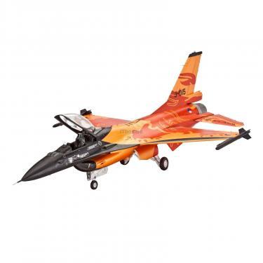Сборная модель Revell Истребитель F-16 Mlu Solo Display Klu Фото 1