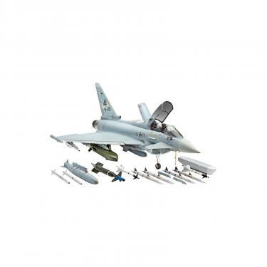 Сборная модель Revell Многоцелевой истребитель Eurofighter Typhoon 1:32 Фото 1