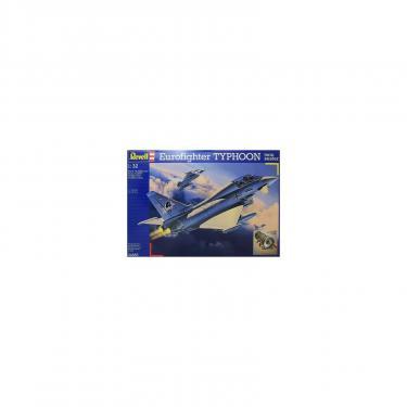 Сборная модель Revell Многоцелевой истребитель Eurofighter Typhoon 1:32 Фото