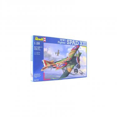 Сборная модель Revell Самолет Spad XIII WW1 Fighter 1:28 Фото