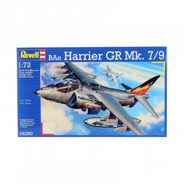 Сборная модель Revell Самолет BAe Harrier GR Mk. 7 1:72 Фото