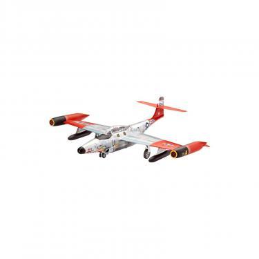 Сборная модель Revell Самолет-перехватчик F-89 D/J Scorpion 1:72 Фото 1