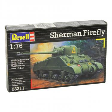 Сборная модель Revell Танк Sherman Firefly 1:76 Фото