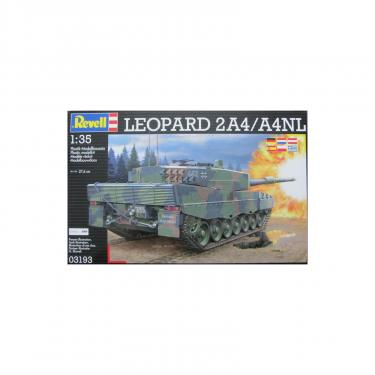 Сборная модель Revell Танк Leopard 2A4/A4NL 1:35 Фото