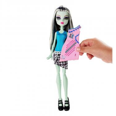 Игровой набор Monster High Модный Бутик Френки Фото 8