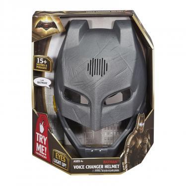 Игровой набор Mattel Шлем Бэтмен против Супермена Фото