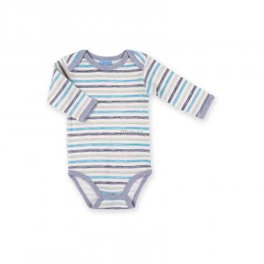 Набор детской одежды Luvena Fortuna для мальчиков подарочный 7 предметов Фото 1