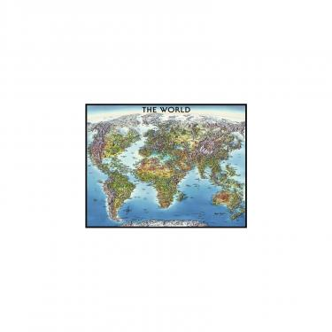 Пазл Ravensburger Карта Мира 2000 элементов Фото 1
